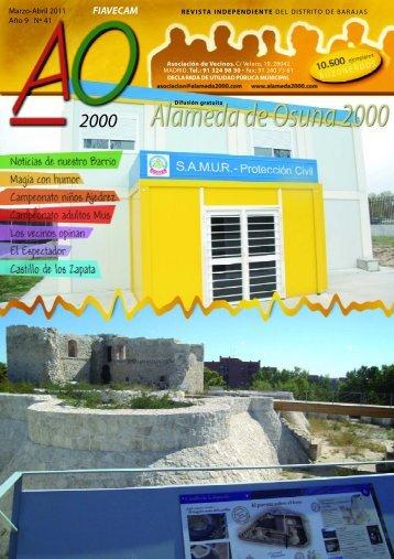 abril 2011 - Asociación de Vecinos Alameda de Osuna 2000