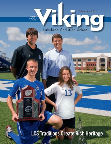 Viking – February 2011 - Lakeland Christian School