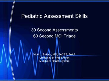 Vicki Sakata, MD, FACEP - The 2012 Integrated Medical, Public ...