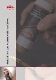 Katalog sredstava za hlađenje i maziva (PDF, 4,8 mb)