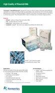 "Brochure ""GeneJET™ Plasmid Miniprep Kit"" (© 2006 Fermentas) - Page 2"