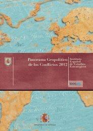 Panorama Geopolítico de los Conflictos 2012 (PDF) - IEEE