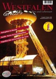 Frühjahrsausgabe 2008 - Westfalen Gastro