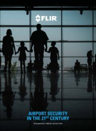 Airport Security in the 21st Century - FLIR.com - FLIR Systems