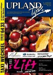 Oktober-2010-Upland-Tips - Willingen live