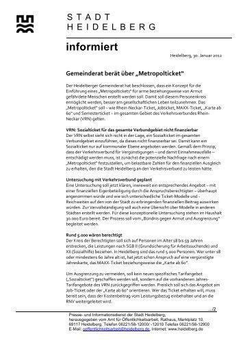 pa hd 30.1.2012 - Stadtpolitik Heidelberg