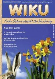 Frohe Ostern wünscht Ihr Werbering - WIKU-Homepage
