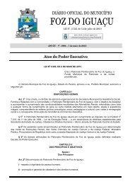 Edição Nº. 1994 de 7 de maio de 2013 - Portal do Servidor Público