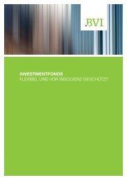 Investmentfonds Grundlagen - Fondsbroker