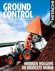 werken volgens de hoogste norm - Hitachi Construction Machinery