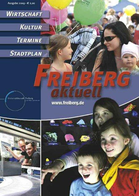 Leben & Wohnen in Freiberg