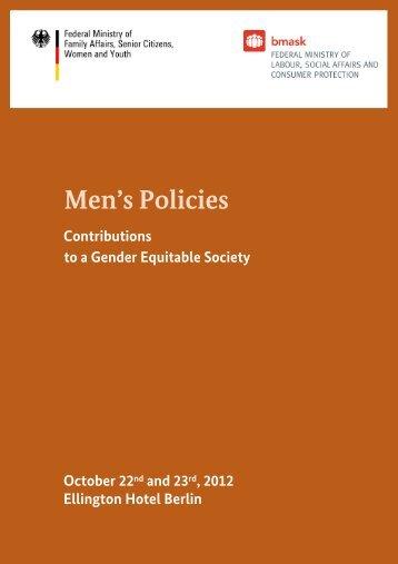 Men's Policies