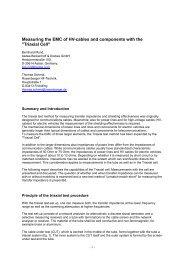 Triaxial Cell - Bedea Berkenhoff & Drebes GmbH