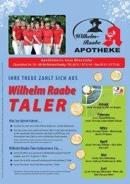 Was Sie davon haben… - Wilhelm-Raabe-Apotheke