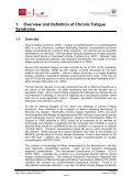 Chronic Fatigue Syndrome - Welfare.ie - Page 4