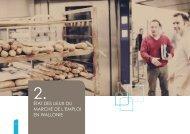 Etat des lieux du marché de l'emploi en Wallonie - Le Forem