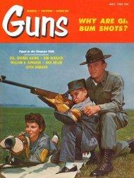 May 1962 - Guns Magazine