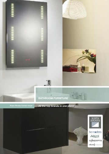 Bathroom Furniture - City Plumbing Supplies