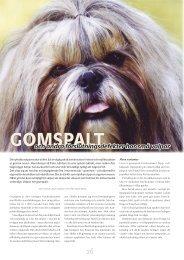 Gomspalt - artikel ur Hundsport Special nr 2 2006