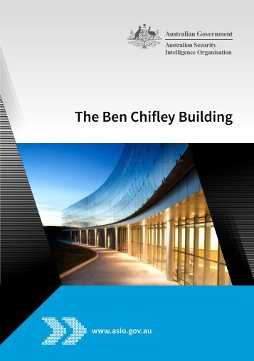 The Ben Chifley Building - ASIO