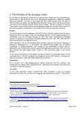 """Read """"The Role of the EU in the Israel/Palestine Conflict in Context"""" - Page 2"""