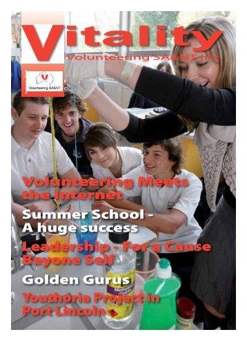 Volunteering Meets the Internet Summer School - A huge success ...