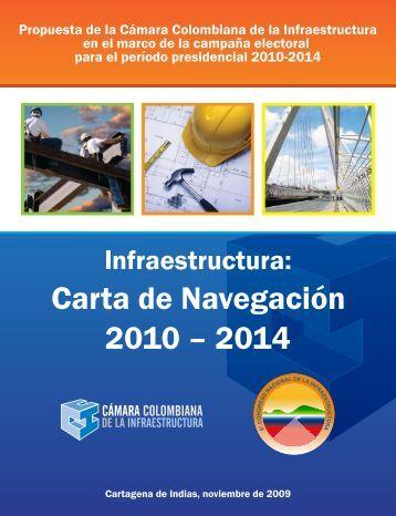 Carta de Navegación - Cámara Colombiana de la Infraestructura