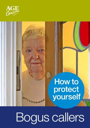 Age Concern -bogus callers (PDF 114kb)