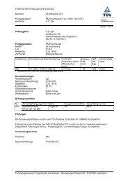 TEILEGUTACHTEN nach §19(3) StVZO Nummer 06-8064-A02-V01 ...