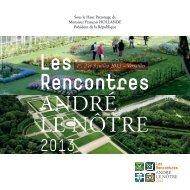 1er, 2 et 3 juillet 2013 – Versailles - Société Nationale d'Horticulture ...