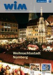 Weihnachtsstadt Nürnberg - WIM-Magazin