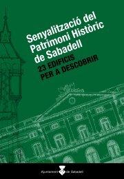 catàleg en format PDF - Ajuntament de Sabadell