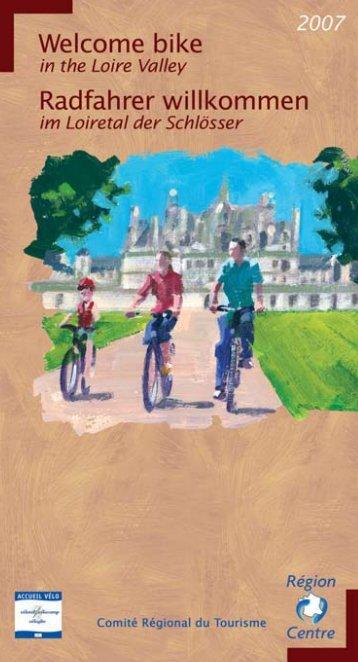 La Loire à vélo - Val de Loire tourisme