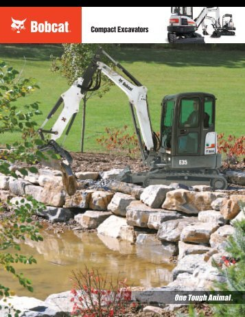Bobcat brochure - Williams Machinery