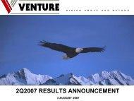 378 KB - Venture Corporation Limited