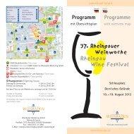 Programme Programm - Wiesbadenaktuell