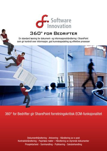 360° for Bedrifter.pdf - Software Innovation