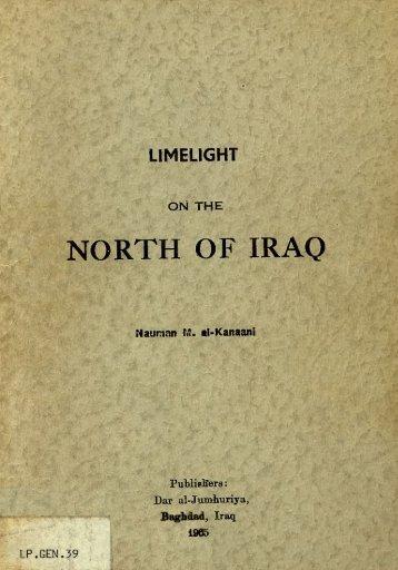 NORTH OF IRAQ