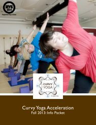 to learn more & apply! - Curvy Yoga