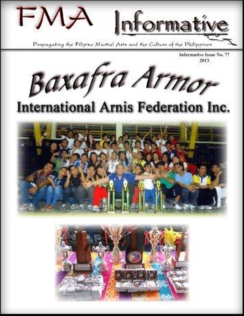 FMA Informative Issue No #77