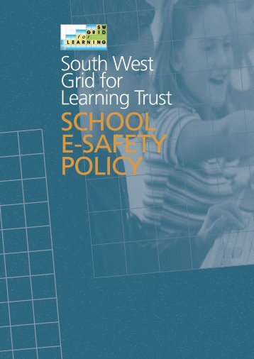 Download the Template Policies - South West Grid for Learning