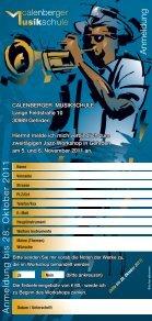 2011 N - Calenberger Musikschule - Seite 6
