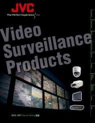 2010–2011 General Catalog PAL - Camere video supraveghere