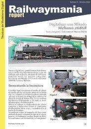 Digitalizar una Mikado Mehano 26868 - Railwaymania.com