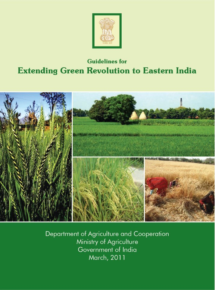 green revolution in india a case study answers Sustainable agriculture,definitions,situation in india,ap,works of csi,case study of adilabad.