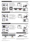 Electromagnetic Door Holder Installation Instruction - GEM,Gianni ... - Page 2