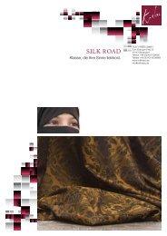 Produktblatt - SILK ROAD - Rolf Krebs GmbH