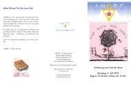die Einladung zum Fest der Rose runterladen.pdf - Amorc