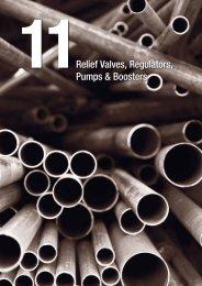 Relief Valves, Regulators, Pumps & Boosters - Valnor AS