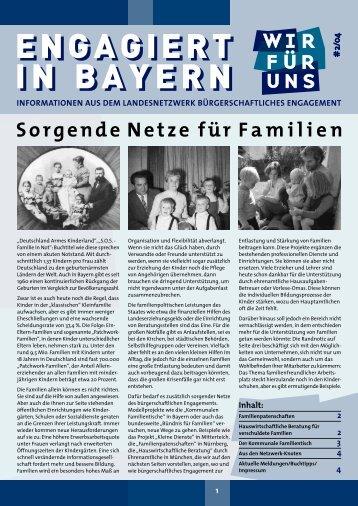 Newsletter Nr. 2-2004 (Juni 2004) im pdf - Landesnetzwerk ...